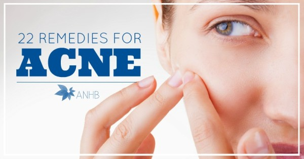 22 natural remedies for acne all natural home and beauty