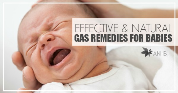 Effective and Natural Gas Remedy for Babies - Updated For 2018