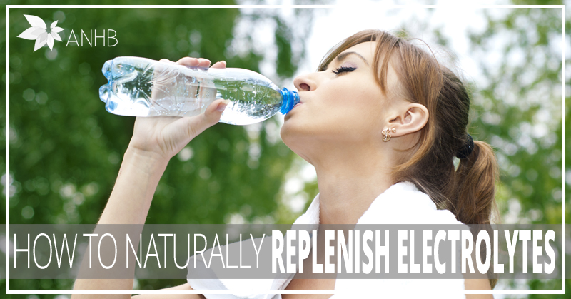 how to get your electrolytes naturally