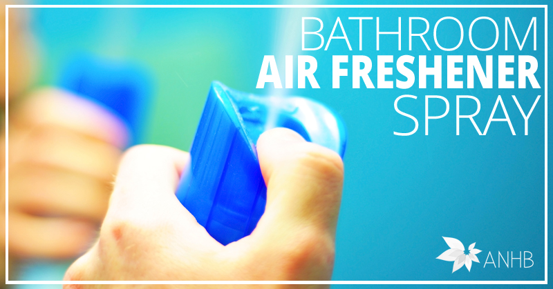 Bathroom air freshener spray all natural home and beauty for What is the best air freshener for your home