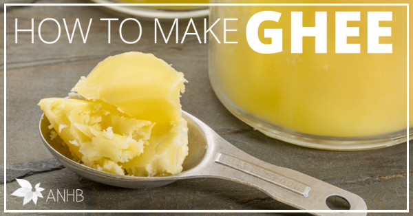 how to make ghee at home in marathi
