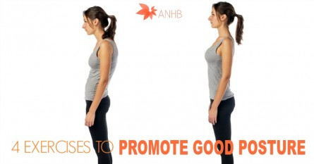 4 Exercises to Promote Good Posture