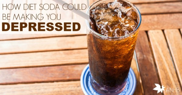 How Diet Soda Could be Causing Your Depression