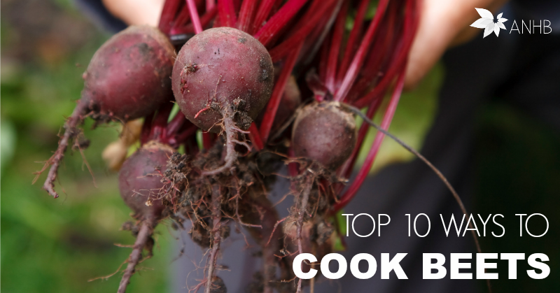 how to cook the beets