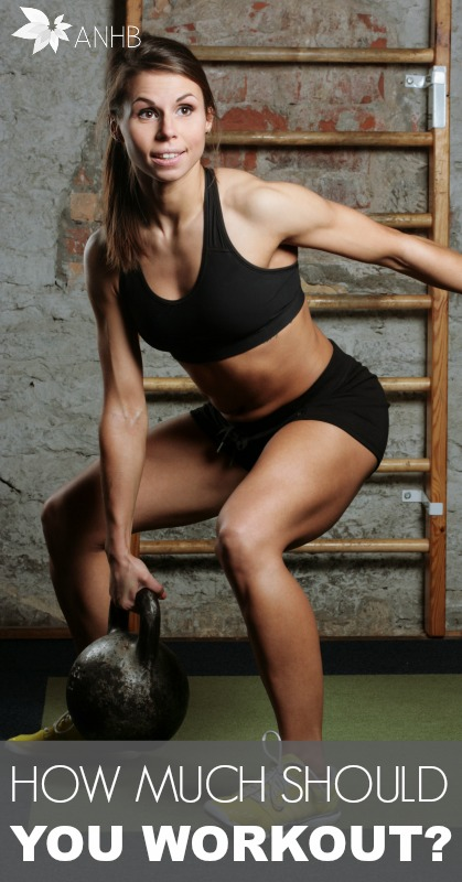 How Much Should You WOrkout #workout #workingout #exercise #fitness #health