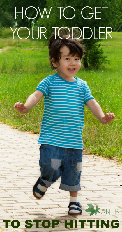 How to Get Your Toddler to Stop Hitting #health #parenting #hitting #toddlers #Healthyliving