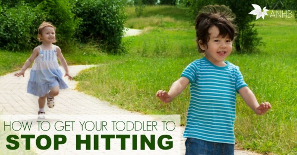 How to Get Your Toddler to Stop Hitting