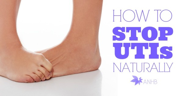 How to Stop UTIs Naturally