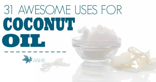 31 Amazing Uses for Coconut Oil