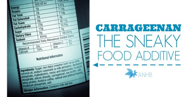 Carrageenan: A Dangerous, Sneaky, & Commonly Used Food Additive