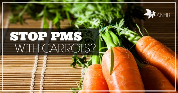 Can Carrots Stop PMS?
