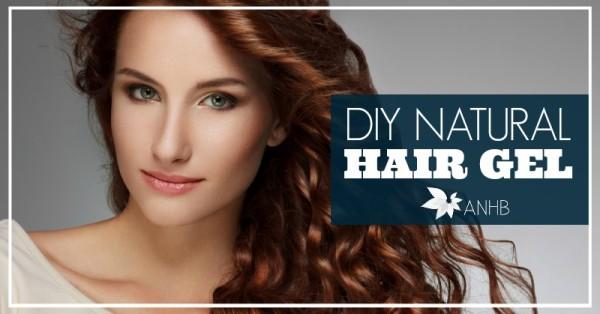 DIY Natural Hair Gel