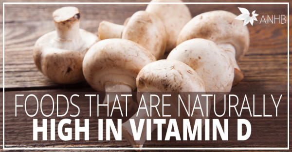Foods That Are Naturally High In Vitamin D