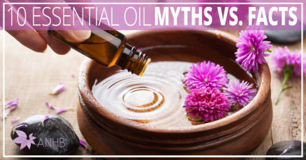 10 Essential Oil Myths vs. Facts