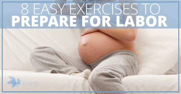 8 Easy Exercises to Prepare for Labor