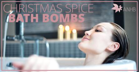 Christmas Spice Bath Bombs