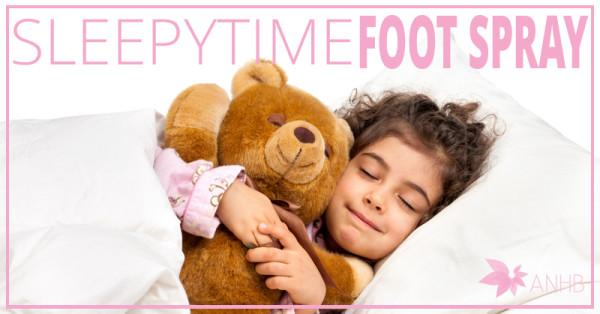 Sleepytime Foot Spray