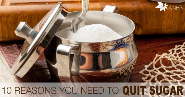 10 Reasons You Need to Quit Sugar Right Now