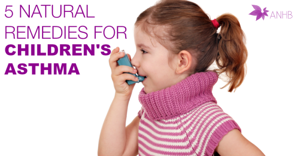 5 Natural Remedies for Children's Asthma
