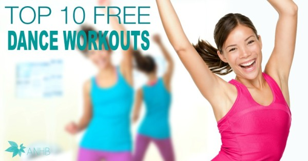 Top 10 Free Dance Workouts