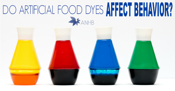 Do Artificial Food Dyes Affect Behavior?