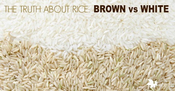 The Truth About Rice: Brown vs White