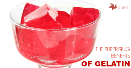 The Surprising Benefits of Gelatin