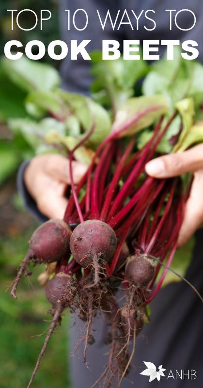 Top 10 Ways to Cook Beets #cookingtips #cooking #beets #health #realfood