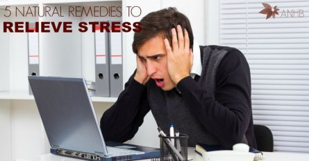 5 Natural Remedies to Relieve Stress
