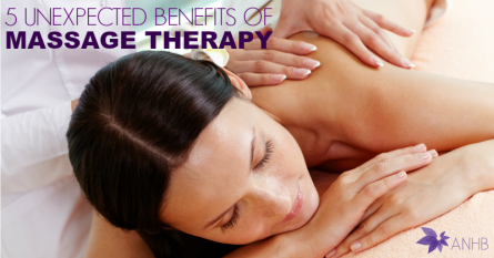 5 Unexpected Benefits of Massage Therapy