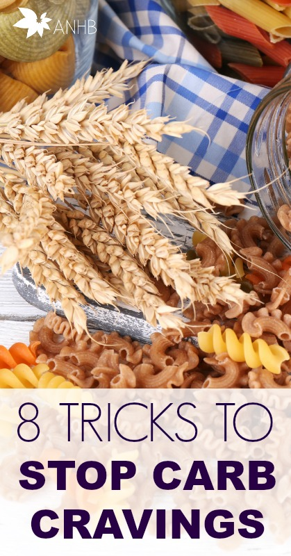 8 Tricks to Stop Carb Cravings #carbs #cravings #Nutrition #diet #reafood