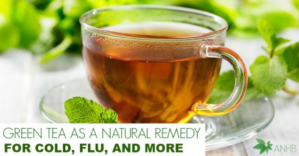 Green Tea as a Natural Remedy for Cold and Flu