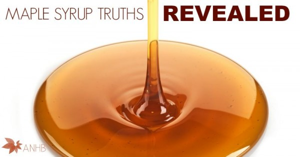 Maple Syrup Truths Revealed