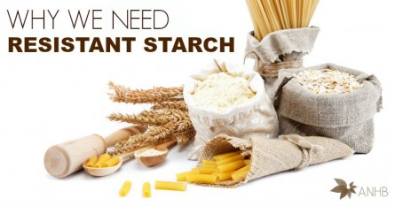 Why We Need Resistant Starch
