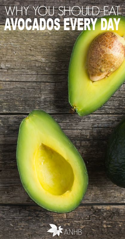 Why You Should Eat Avocados Every Day #avocados #Health #nutrition #realfood #healthyliving
