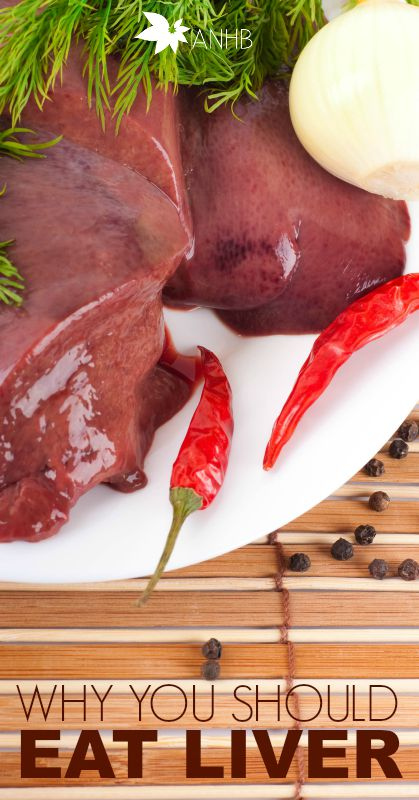Why You Should Eat Liver #health #liver #Health #realfood #healthyeating #nutrition