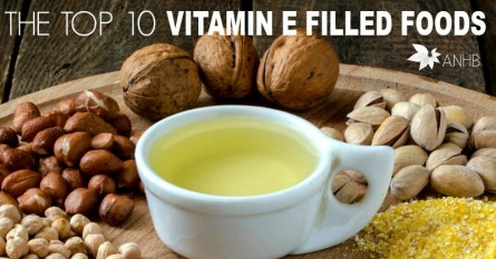 The Top 10 Vitamin E Filled Foods